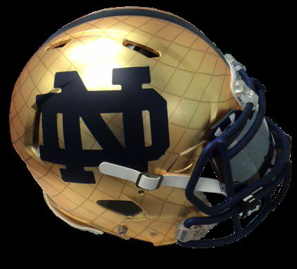 notre dame shamrock series - Google Search