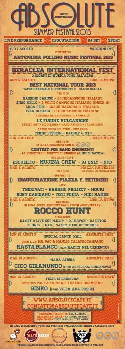 Absolute Summer Festival