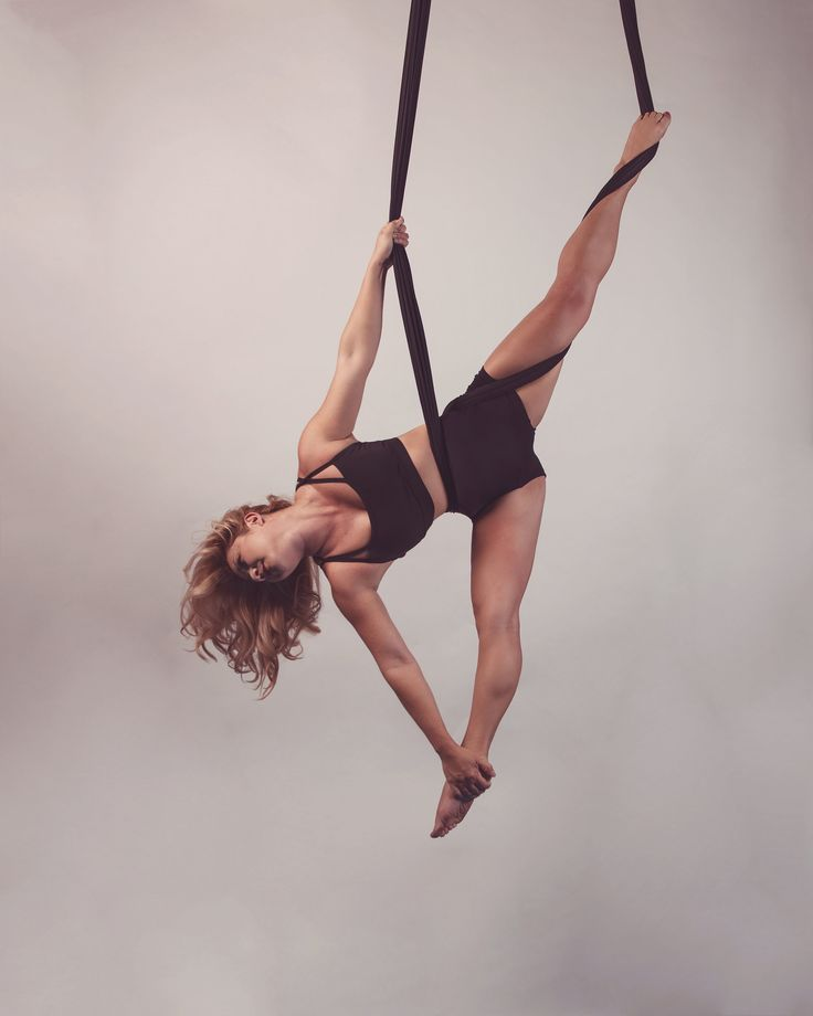 Aerial hammock love