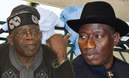Former President Goodluck Jonathan has replied National leader of APC and former Lagos state governor Bola Tinubu who attacked his administration at a Book launch in Abuja yesterday. Tinubu while delivering his speech at the event said that during Jonathan's administration public funds grew wings and ran faster than Usain bolt. The former governor also said the Jonathan administration won a gold medal in corruption.  Reacting to Tinubu's statement Jonathan in a statement released via his…