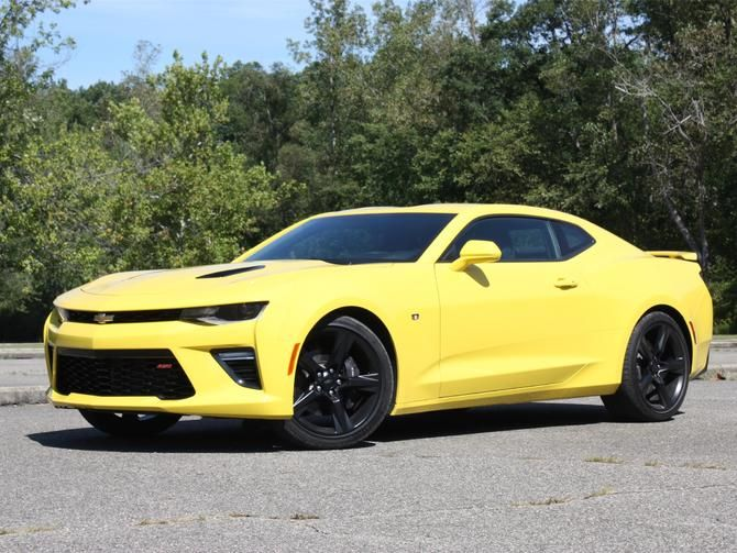 Chevrolet's 2016 Camaro may not look all-new at first glance, but it's a whole-cloth redo for one of America's most popular and storied performance cars.