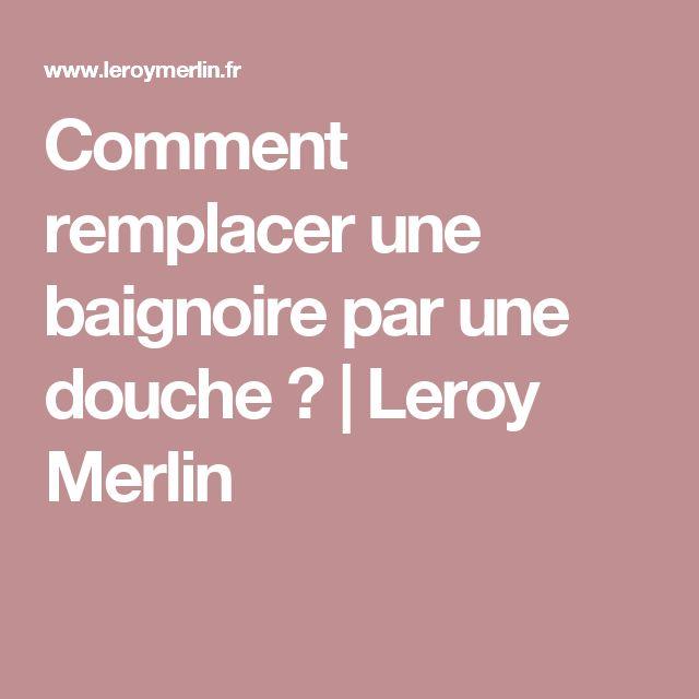 25 best ideas about douche leroy merlin on pinterest carreaux de salles de - Stickers salle de bain leroy merlin ...