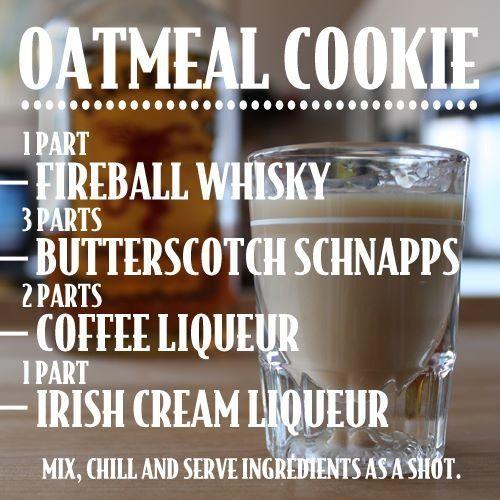 Fireball Whisky recipe- My Festivies Shot???????