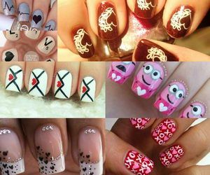 Are you choosing what to buy for a Valentine gift for your lover? When Valentine day's coming, you should also think about your outfit as well as your manicure.