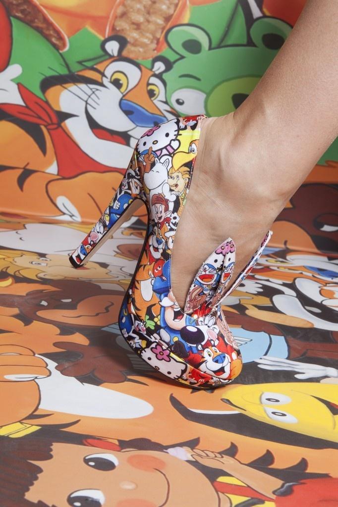 Minna Parikka/ Jani Leinonen shoes