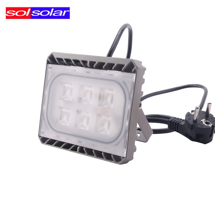 best cree led flood light w led reflector projecteur led. Black Bedroom Furniture Sets. Home Design Ideas