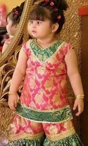 Pakistani kids fashion...