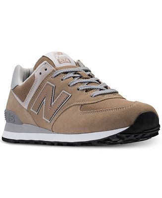 Line Tanbeige Men's Casual From Finish New Sneakers 574 Balance 08OXnwkP