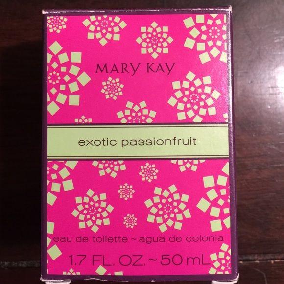 Mary Kay Exotic Passionfruit Eau de Toilette Mary Kay Exotic Passionfruit Eau de Toilette Mary Kay Makeup