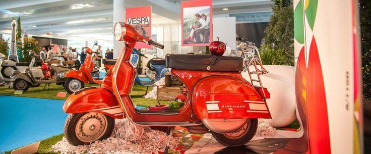 Vespa: 70 anni di un mito da un genio italiano