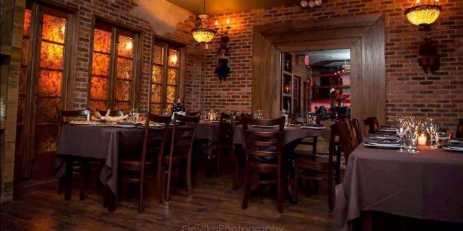 Georgian Restaurant Brooklyn  Street