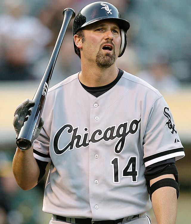 Paul Konerko, Chicago White Sox