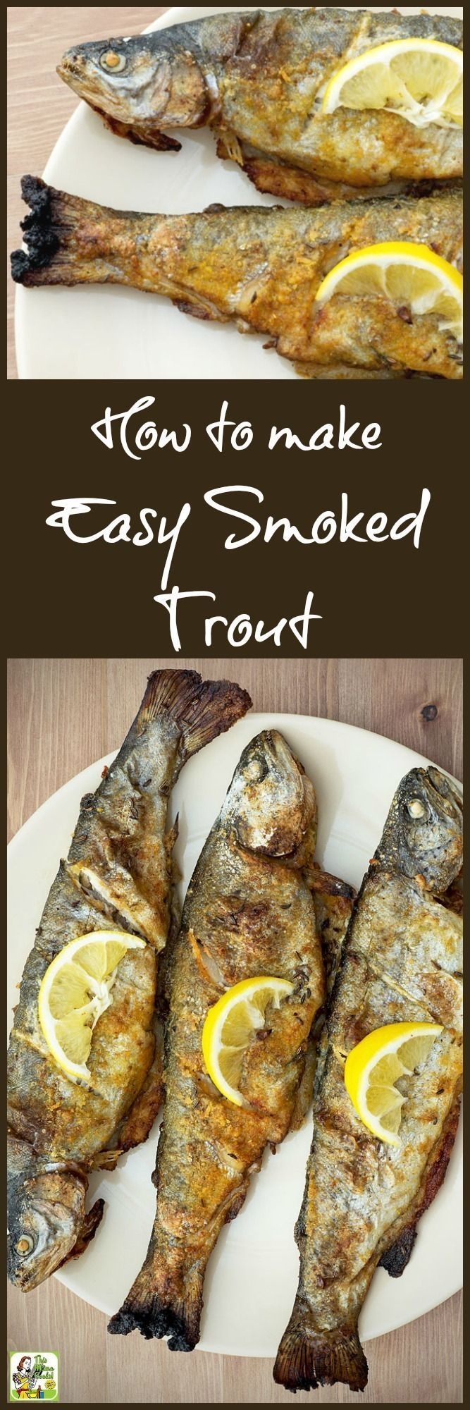 Got fish? Learn how to make smoked trout for dinner or your next fish fry party! It's easier than you think if you have an electric smoker or a grill that you can smoke in. Just make a simple marinade from salad dressing. Once you've tasted smoked trout, you'll never want to cook lake fish another way!
