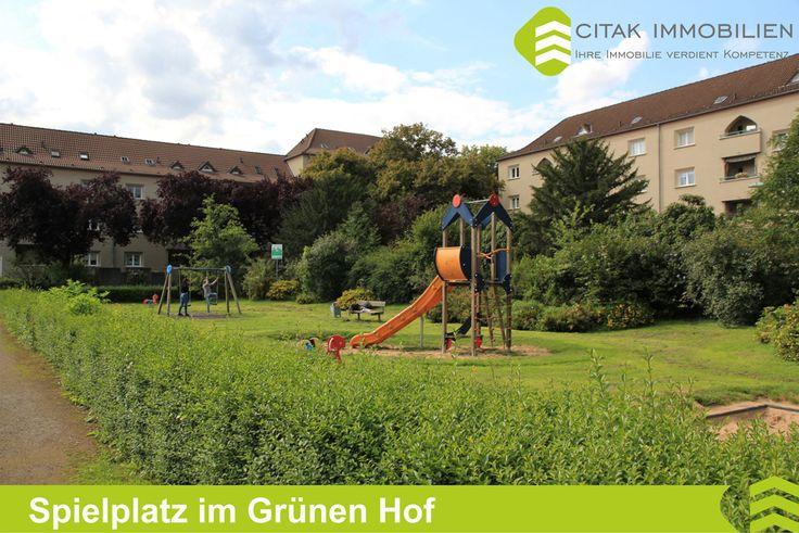 Köln-Mauenheim-Spielplatz im Grünen Hof