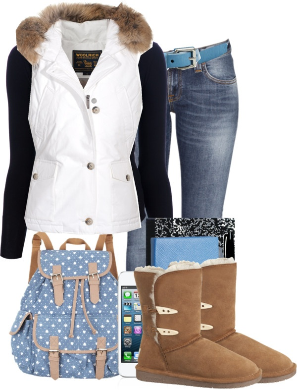 813 best images about School outfits on Pinterest | Winter clothes Fashion outfits and Cute outfits