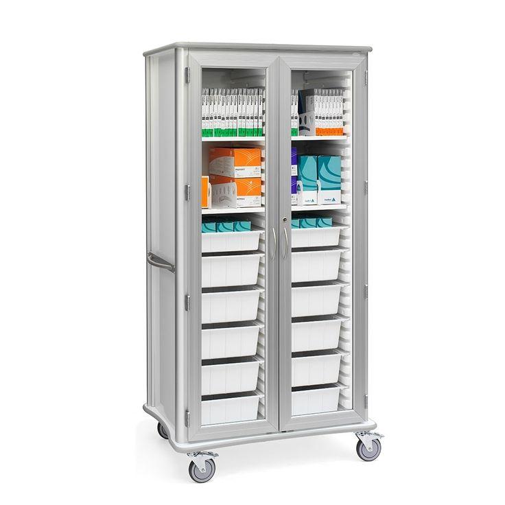 Medical Instrument Storage Cabinets