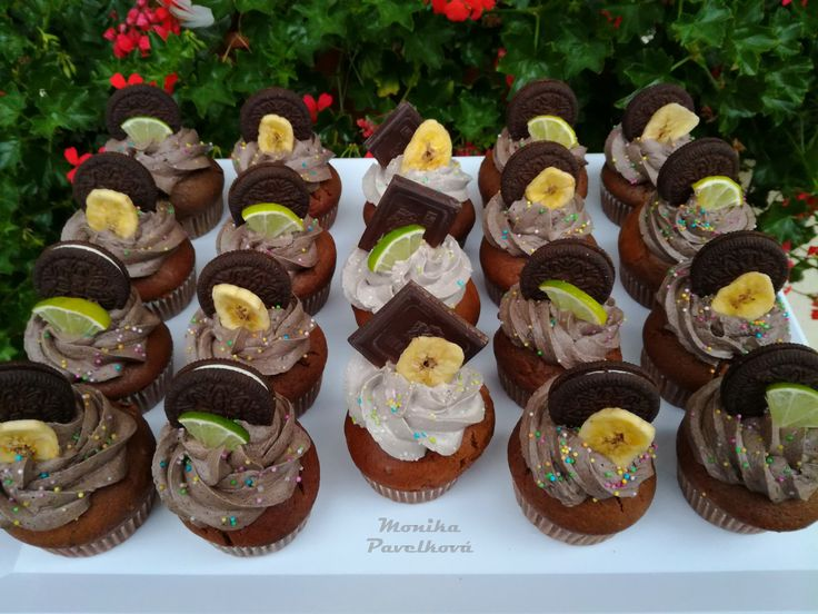 Wedding CUPCAKES design. Svatební muffiny.