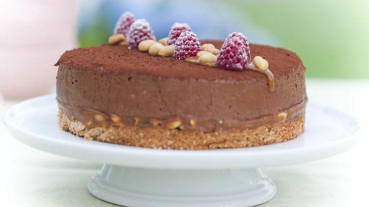 Sjokoladeostekakensom forbløffet «Hele Norge baker»-dommerne - Godt.no - Finn noe godt å spise
