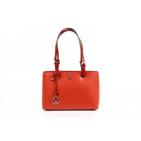 Versace 19.69 Abbigliamento Sportivo Srl ladies handbag E252/52 RUGA/SPECCHIO ROSSO/218 - Beauty N Fashion & More  - 1