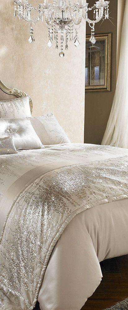 Jessa Duvet Cover   Modern Glam Decor