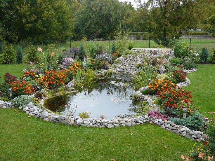 25 besten Gartenteich Ideen Bilder auf Pinterest | Gärten ...