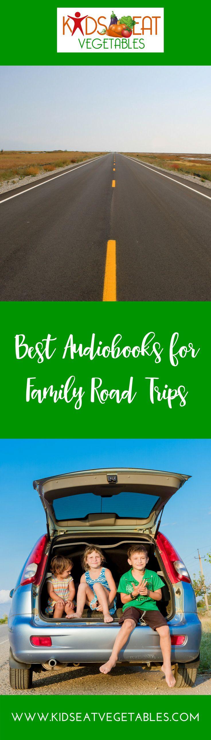 Best Audiobooks For Family Road Trips