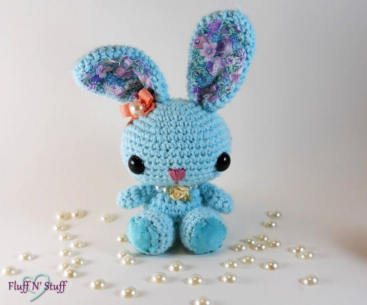 deviantART: More Like London - Handmade Teacup Bunny Plushie - For Sale! by =tiny-tea-party