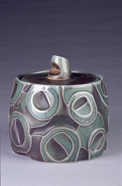 Ryan McKerley pottery at MudFire Gallery