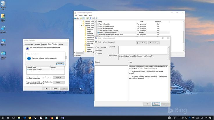 How to create automatic System Restore points daily on Windows 10