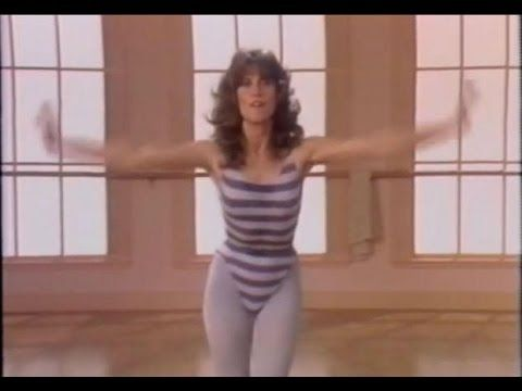 Jane Fonda #Workout 1982 & Step Aerobic 30 Minute For Beginners #janefonda #aerobics