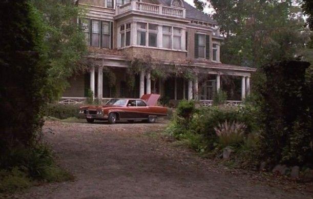 Miss Trunchbull's house-Matilda 2