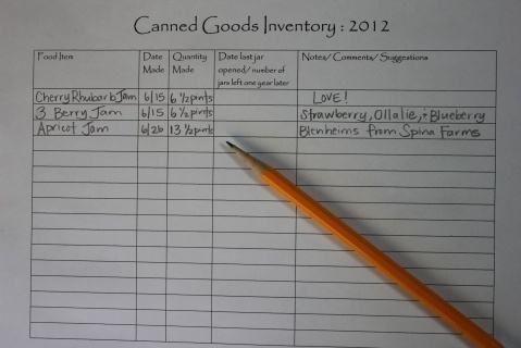 Plan Before You Can AND Canning Supply Give Away