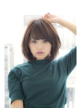 銀座シェルハ【マスター】30代40代◎透明感とやわらかい内巻き