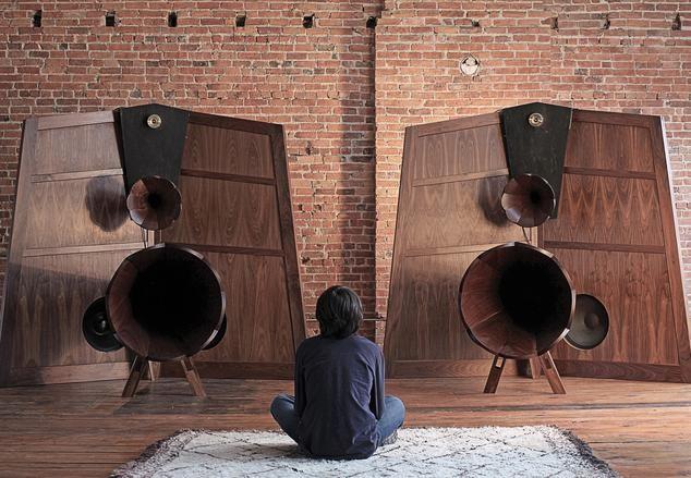 A Hi-Fi System to Blow You Away
