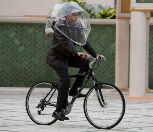 ook altijd last dat je haren niet meer zitten na het fietsen, tadam hier DE oplossing