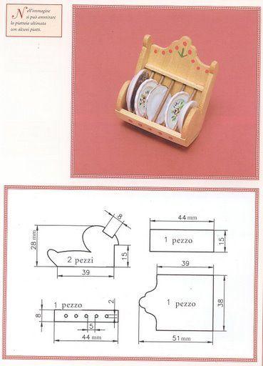 Cozinha em miniatura - Kate Maksimenko - Álbumes web de Picasa