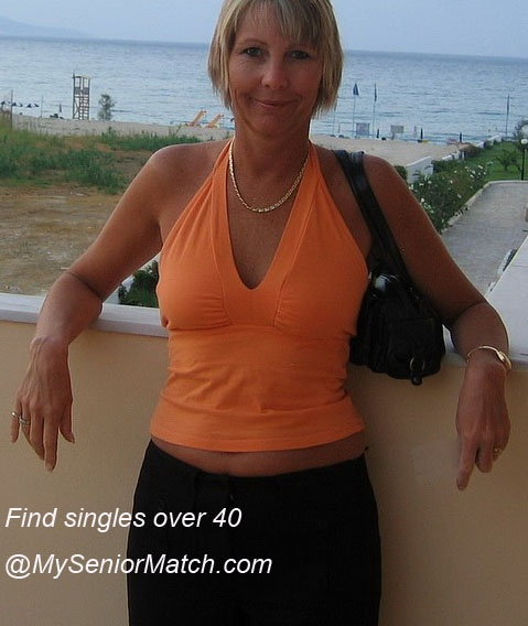 Online dating for people 40 and older