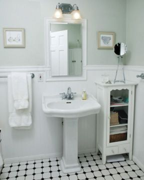 Smart decorating ideas for small bathrooms as well as for Smart ideas for small bathrooms