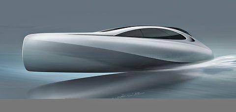 On Eve of Paris Motor Show, Mercedes-Benz Provides Further Details on Yacht Design