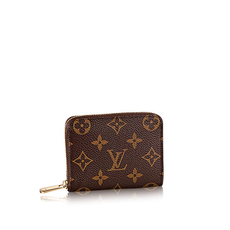 Zippy Coin Purse Monogram Canvas WOMEN SMALL LEATHER GOODS Wallets | LOUIS VUITTON