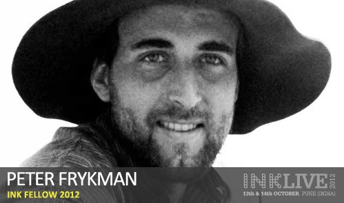 Here's presenting to you an exclusive interview with another  INK Fellow 2012, Peter Frykman, who discusses about his noble venture, 'Driptech' with many other insightful things. Read on!