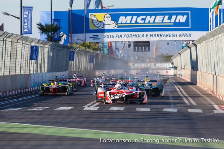 #press #formulae #marrakecheprix #sebastienbuemi #felixrosenqvist #sambird #racing #startposition #Michelin