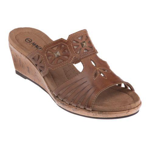 Magellan Outdoors™ Women's Spruce Wedge Sandals $29.99