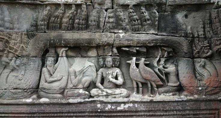 Banteay Chhmar, Cambodia. Photo by Bob Stanton
