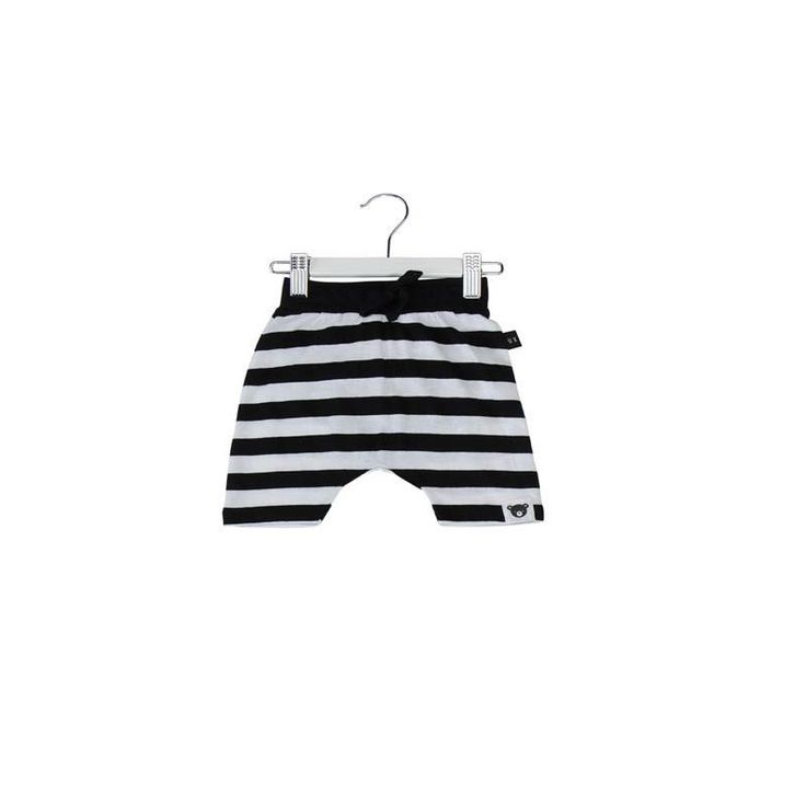 Huxbaby Stripe Drop Crotch Shorts in Stripe – Little Styles