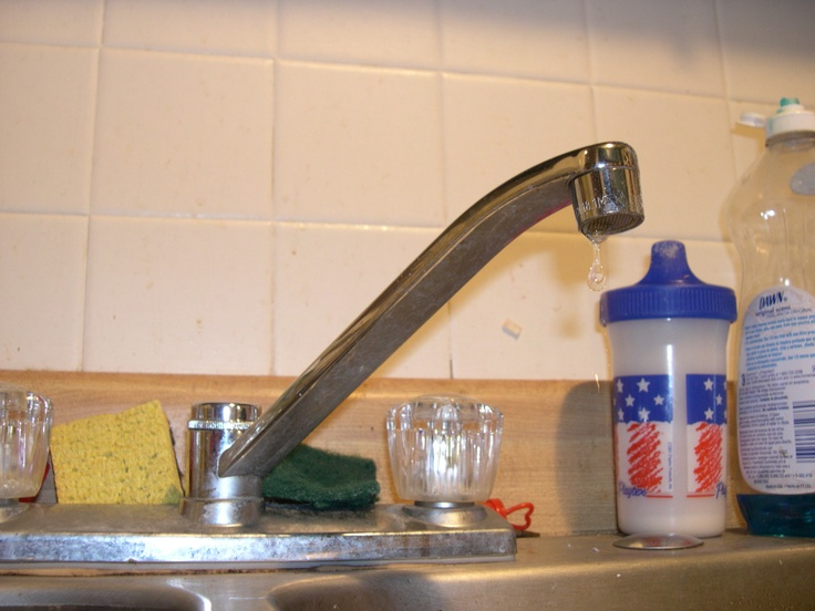 How To Fix A Leaky Kitchen Faucet Kitchen Faucets