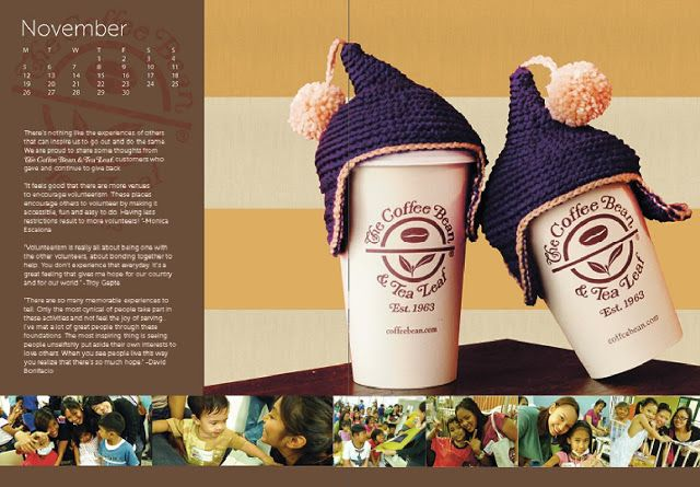 Gantsilyo Guru: I Made a Beanie for a Coffee Cup. Whut.