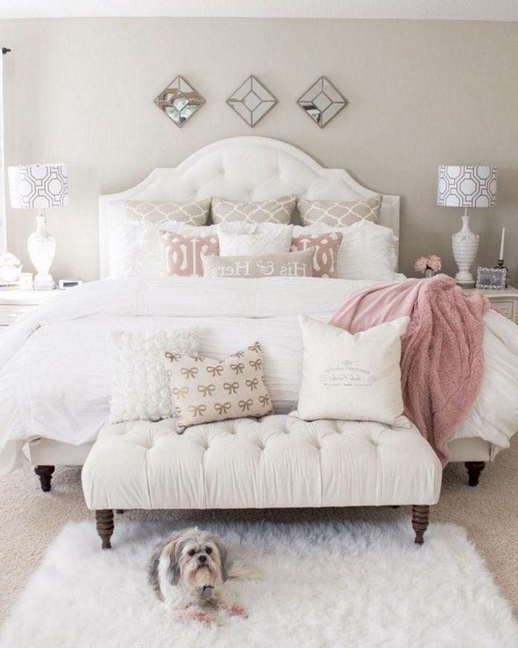 40 Minimalist Bedroom Ideas: 40+ Marvelous Feminine Minimalist Bedroom Design Ideas