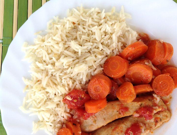 Udělat dobrou rýži není jen tak. Jak vám v tom může pomoci peřina?