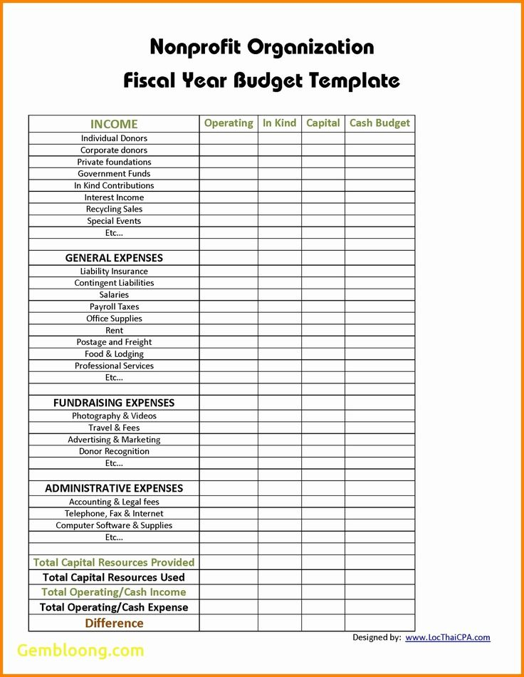 Budget Proposal Template Budgeting Excel Budget Template